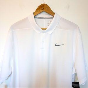 Nike Golf Men Size XL Polo  Dri-Fit Standard Fit